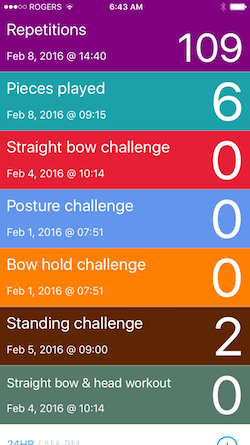Advanced Tally Counter app